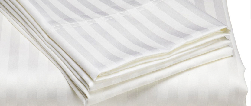 Cotton Stripe Satin Manufacturer Supplier Exporter Pakistan