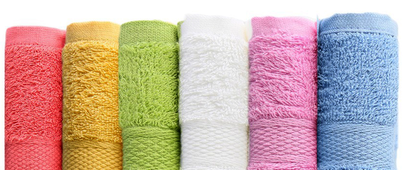 Dyed Towels Manufacturer Supplier Exporter Faisalabad